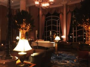 宮殿のような部屋