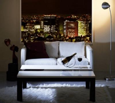 夜に似合うアーバンこたつテーブル
