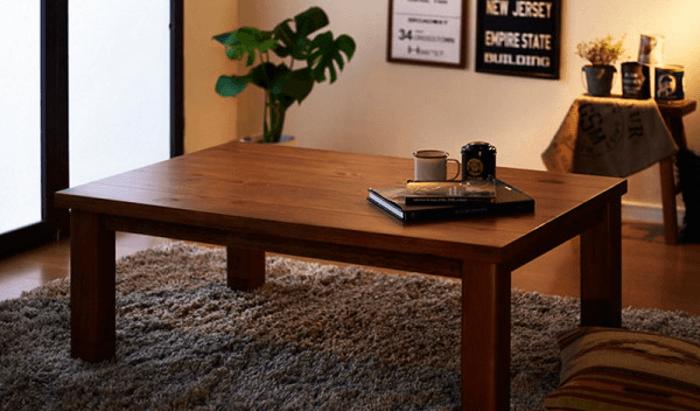 パトリダこたつテーブル