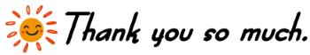 読んでくれてありがとうございます!