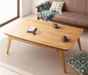 トルッコ 夏のこたつテーブル